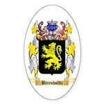 Berenholltz Sticker (Oval 50 pk)