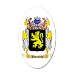 Berenfeld 20x12 Oval Wall Decal