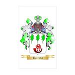 Berends Sticker (Rectangle 50 pk)