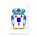 Berchthold Rectangle Car Magnet