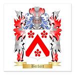 Berbert Square Car Magnet 3