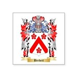 Berbert Square Sticker 3