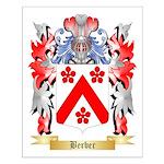 Berber Small Poster