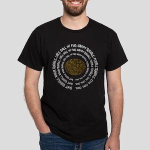 Star Trek Tribble Song Dark T-Shirt