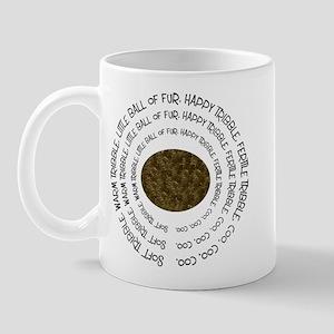Star Trek Tribble Song Mug