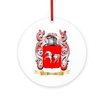 Beraudi Ornament (Round)