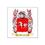Berau Square Sticker 3