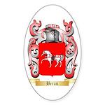 Berau Sticker (Oval)