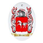 Berau Ornament (Oval)