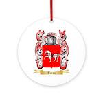 Berau Ornament (Round)