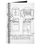 Cooking Cartoon 0676 Journal