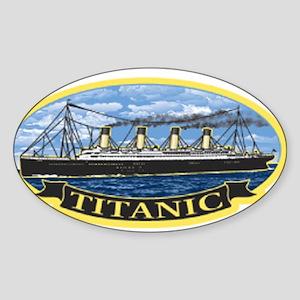 Titanic Rectangle Sticker