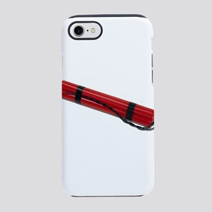 BraidedWicksDynamite120911 iPhone 7 Tough Case