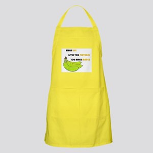 When Life Gives You Platanos You Make Light Apron