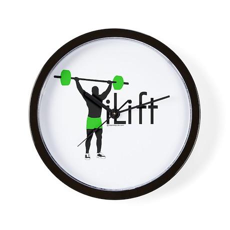 iLift Wall Clock