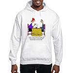 Math Cartoon 6487 Hooded Sweatshirt