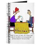 Math Cartoon 6487 Journal