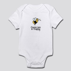 Queen Bee in training Infant Bodysuit