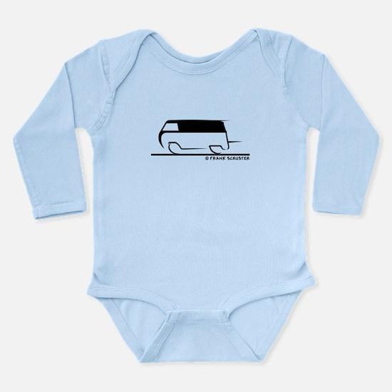 Speedy Transporter Long Sleeve Infant Bodysuit