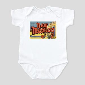 New Mexico Greetings Infant Bodysuit