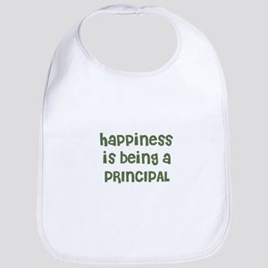 Happiness is being a PRINCIPA Bib