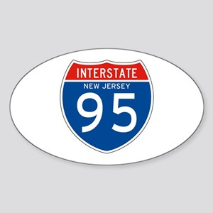 Interstate 99 - PA Oval Sticker