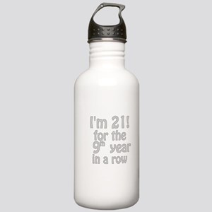 real age: 30 Stainless Water Bottle 1.0L