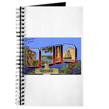 Ohio Greetings Journal