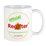Official Regifter Mug