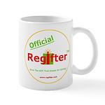 Official Regifter Mug