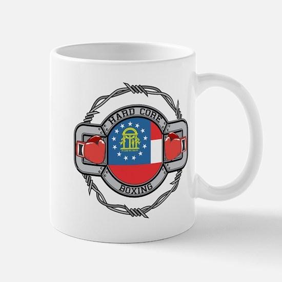 Georgia Boxing Mug