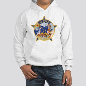 Alaska State Troopers Hooded Sweatshirt