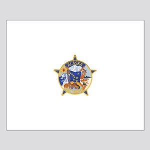 Alaska State Troopers Small Poster