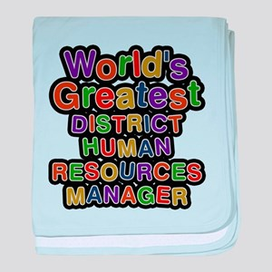 Worlds Greatest DISTRICT HUMAN RESOURCES MANAGER b