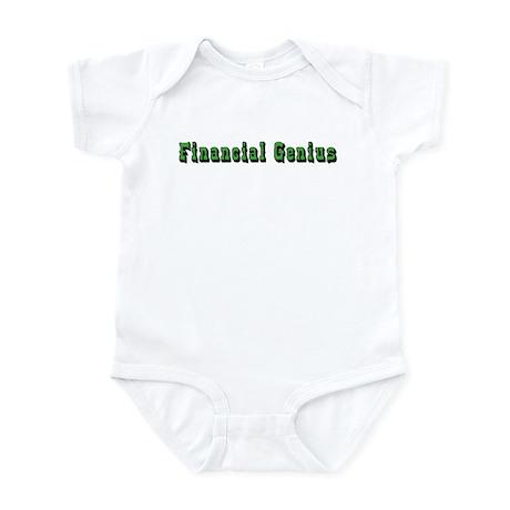 Financial Genius Infant Bodysuit