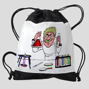 Scientist Drawstring Bag