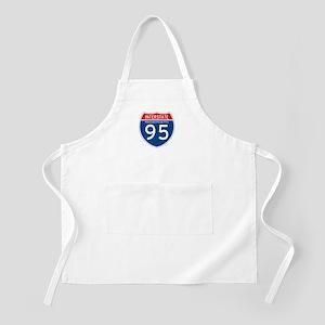 Interstate 95 - MA BBQ Apron