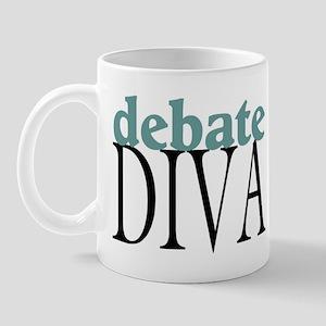 Debate Diva Mug
