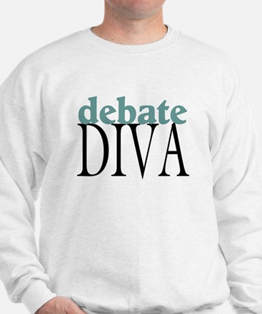 Debate Diva Sweatshirt