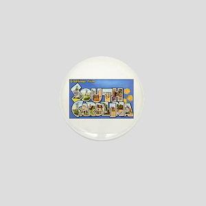 South Carolina Greetings Mini Button