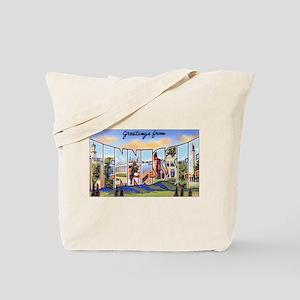 Tennessee Greetings Tote Bag