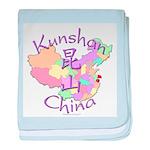 Kunshan China baby blanket