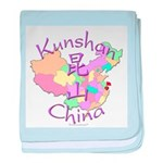 Kunshan China baby blanket