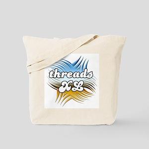 Threads XL Tote Bag