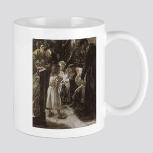 Jesus in the Temple as a Child Mug