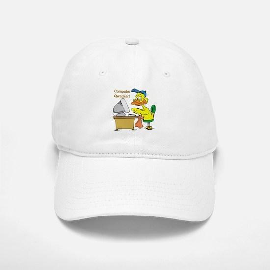 COMPUTER QWACKER Cap