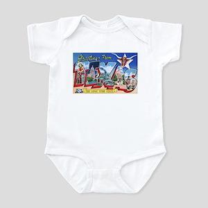 Texas Greetings Infant Bodysuit