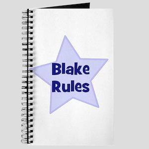 Blake Rules Journal