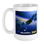 WarpShip Large Mug