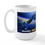 WarpShip Large Mug